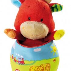 Vacuta Pom Minipop - Minimi - Jucarie zornaitoare