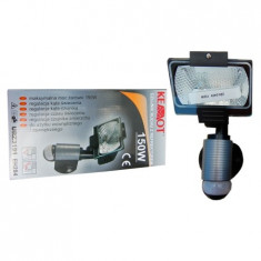 REFLECTOR HALOGEN EH284 CU SENZOR MISCARE 150 - Senzori miscare