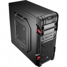 Carcasa Aerocool GT Advance Black Edition - Carcasa PC Aerocool, Middle Tower