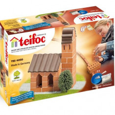 Set de constructie TEIFOC Din Caramizi - Biserica