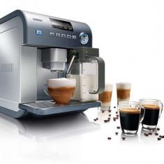 Espressor Philips Saeco HD5730 Expresor super automat 2 boilere + cana lapte