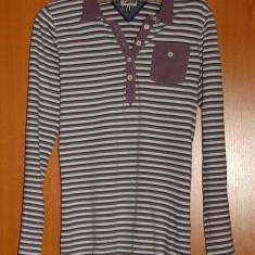 Bluza dama TOMMY HILFIGER Denim, Marime M, 100% Autentica/Originala, Marime: M, Culoare: Din imagine, Maneca lunga, Casual, Bumbac