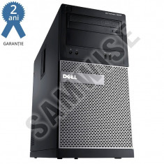 DELL 3010 MT, Intel Core i3 3220 3.3GHz, 4GB DDR3, 500GB, Video HD HDMI, DVD - Sisteme desktop fara monitor Dell, Peste 3000 Mhz, 500-999 GB, Socket: 1155