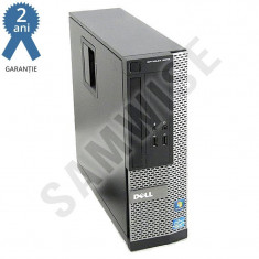 Dell 3010 SFF, Intel Ivy Bridge G2030 3GHz, 4GB DDR3, 320GB, DVD GARANTIE 2 ANI! - Sisteme desktop fara monitor Dell, Intel Pentium Dual Core, Peste 3000 Mhz, 200-499 GB, Socket: 1155
