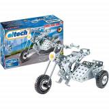 Set Constructii Metalice - Motocicleta 3 Modele - Eitech - Set de constructie