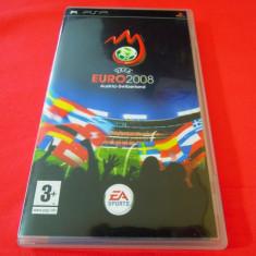 UEFA Euro 2008 Austria-Switzerland, PSP, original, alte sute de jocuri! - Jocuri PSP Konami, Sporturi, 3+, Single player