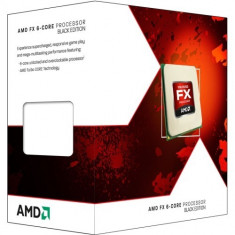 Procesor AMD Fusion FX-6300, 6 nuclee, Frecventa 3500 MHz, Turbo 4100 MHz, Cache L3 8MB, TDP 95W - Procesor PC