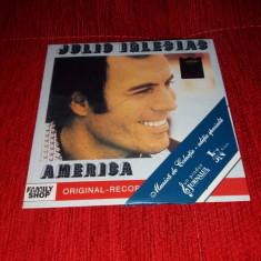 Julio Iglesias - America CD - Muzica Latino Columbia