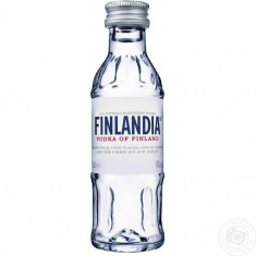 Bautura Vodka Finlandia 50ml