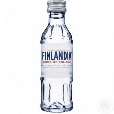 Bautura Vodka Finlandia 50ml