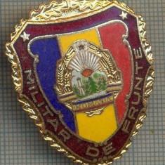 ZET 769 INSIGNA,, MILITAR DE FRUNTE