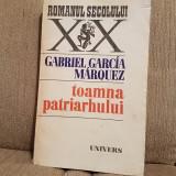 TOAMNA PATRIARHULUI-GABRIEL GARCIA MARQUEZ - Roman