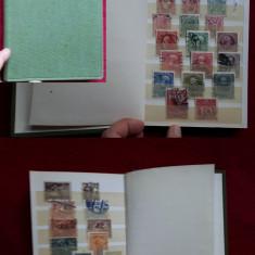 TS164 Clasor cu timbre straine vechi