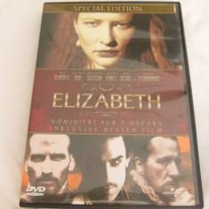 Elisabeth - dvd - Film Colectie Altele, Engleza