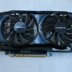 Placa video GIGABYTE GeForce GTS 450 OC 1GB DDR5 128-bit - Placa video PC