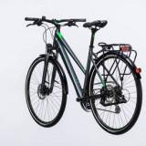 Bicicleta Cube Touring Pro - Bicicleta Dama Kona, 27.5 inch, Numar viteze: 24