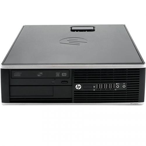 Calculator Refurbished HP 8200 Elite SFF, Intel Core i5-2400 socket 1155, 4GB Ram DDR3, Hard Disk 250GB S-ATA, DVD, port Serial, DisplayPort foto mare