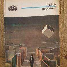 PROCESUL-FRANZ KAFKA - Roman
