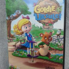 Goldie si Ursulet - colectie 7 DVD - dublat romana, engleza, maghiara., disney pictures