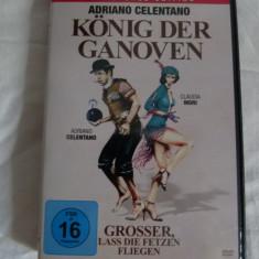 Konig der Ganover - dvd - Film comedie Altele, Altele