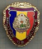 "ZET 698 INSIGNA ,,MILITAR DE FRUNTE"" - PERIOADA RSR - PENTRU NOSTALGICI"