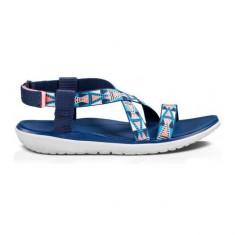 Sandale pentru femei Teva Terra-Float Livia Pink/Blue (TVA-1009807-PNB) - Sandale dama Teva, Culoare: Albastru, Marime: 36, 37, 38
