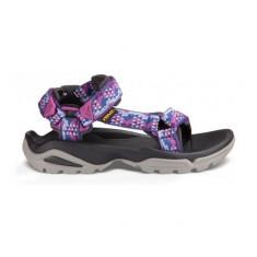 Sandale pentru femei Teva Terra Fi 4 Palopo Purple (TVA-1004486-PPRPL) - Sandale dama Teva, Culoare: Mov, Marime: 36, 37, 38, 39, 40