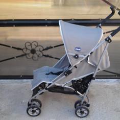 Chicco, Grey Line, carucior sport copii 0 - 3 ani - Carucior copii Sport Chicco, Altele