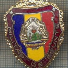 ZET 776 INSIGNA,, MILITAR DE FRUNTE