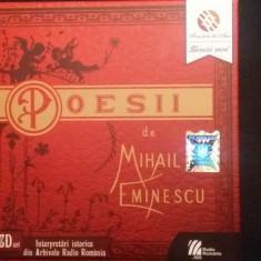 Mihai Eminescu - Poezii (Poesii) Audiobook
