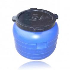 Butoi plastic cu filet 100 L - Canistra Benzina