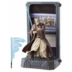 Figurina Diecast Obi-Wan Kenobi (Episode IV), Black Series Titanium - Figurina Povesti Hasbro