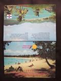 Set monede Antile olandeze 1993 FDC, America Centrala si de Sud