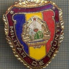 ZET 729 INSIGNA,, MILITAR DE FRUNTE