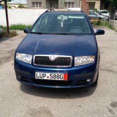 Skoda Fabia 1, 9 TDI 2006, Motorina/Diesel, 189000 km, 1900 cmc