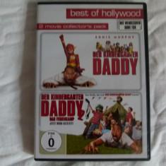 Der KIndergarten Daddy 1 si 2 - dvd - Film comedie Altele, Altele
