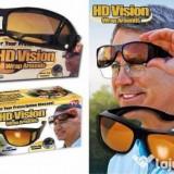 Set 2 Ochelari HD Vision pentru condus cu protectie UV.zi si noapte