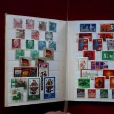 TS168 Clasor cu timbre straine vechi