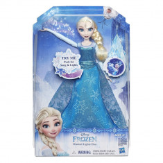 Papusa muzicala Elsa, Frozen Disney