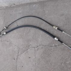 Set cabluri timonerie Fiat Grande Punto an 2006 motor 1.3 multi-jet - Dezmembrari Fiat