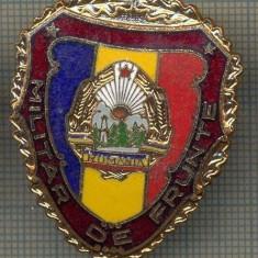 ZET 701 INSIGNA,, MILITAR DE FRUNTE