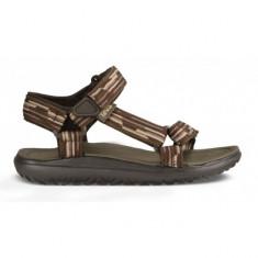 Sandale pentru fete Terra-Float Universal Tacion Brown/Black Olive (TVA-110348J-TBBO-W) - Sandale dama Teva, Culoare: Maro, Marime: 36, 37, 38, 39, 40