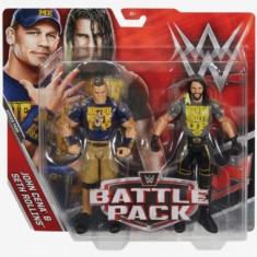 Seth Rollins & John Cena WWE Battle Packs 43.5