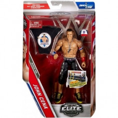 Figurina John Cena - WWE Elite 50, 18 cm