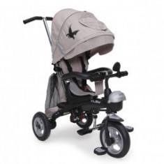 Tricicleta Copii Moni Fenix Beige