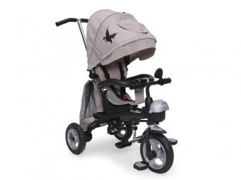 Tricicleta Copii Moni Fenix Beige foto mare