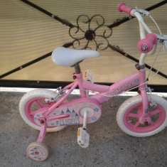 Princess / Pink bicicleta copii 12