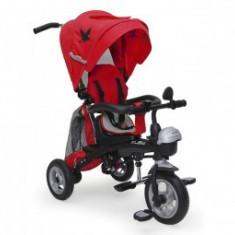 Tricicleta Copii Moni Fenix Rosu