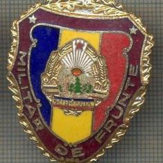 ZET 706 INSIGNA,, MILITAR DE FRUNTE