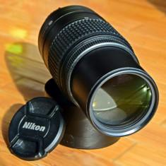 Obiectiv foto Nikon AF-S DX NIKKOR 55-300mm f/4.5-5.6G ED VR - Obiectiv DSLR